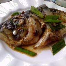 砂鍋燜魚頭