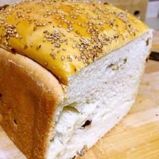 面包机果料吐司