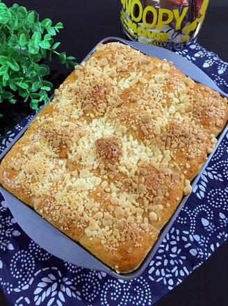 酥粒面包的做法