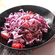 紫橄榄沙拉