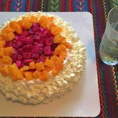 水果千层蛋糕