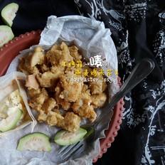 烤箱燕麦鸡米花