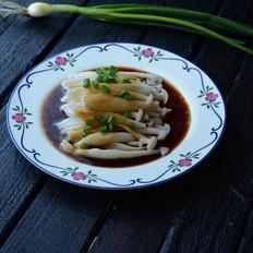 葱香白玉菇