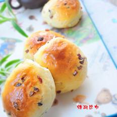 蜜棗小面包