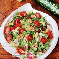 格琳诺尔蔬菜干果沙拉