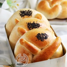 淡奶油小餐包(中种)