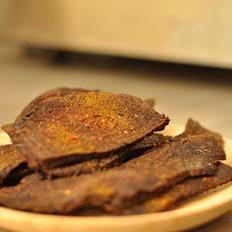 香辣咖喱牛肉干