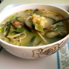 安阳早餐哪家好吃面筋汤的做法