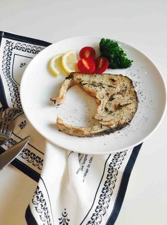 柠檬百里香煎鳕鱼的做法