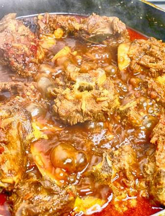 羊蝎子火鍋的做法