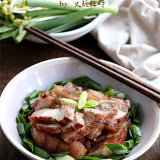 肉桂香煎五花