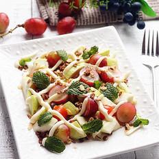 燕麦水果沙拉