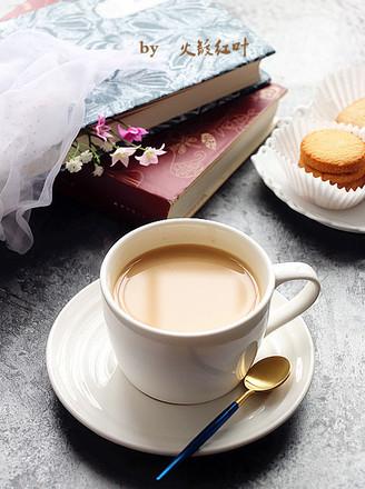 丝袜奶茶的做法
