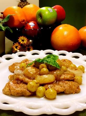 意大利洋葱焖肉的做法