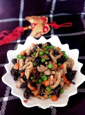 榨菜炒肉的做法