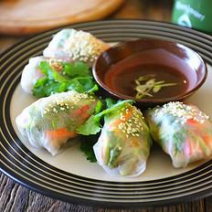 越南風味蔬菜卷