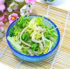 鲜香茹怎么做好吃东北凉拌小菜的做法