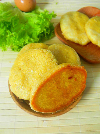 东北玉米面饼的做法
