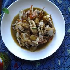 咖喱梭子蟹