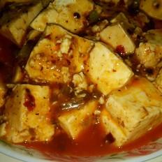 第一锅卤汤怎么做麻辣豆腐的做法