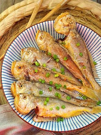 酥炸小黄鱼的做法