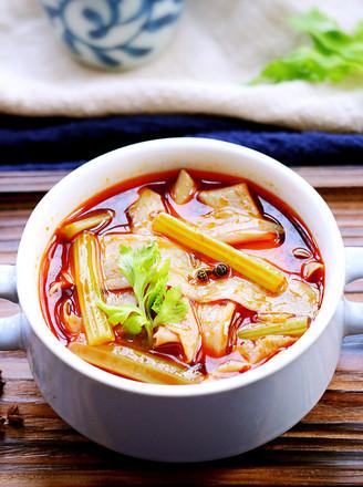 水煮杏鲍菇的做法