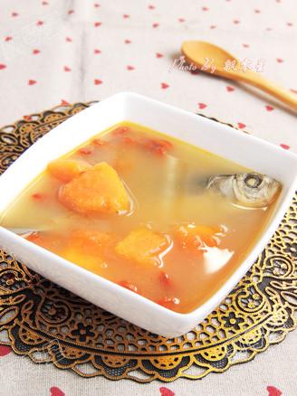 木瓜枸杞鲫鱼汤的做法