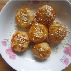 湖南糖油炒粑粑