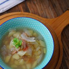 豆浆机版时蔬牛肉汤