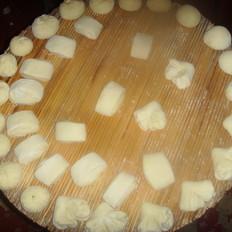 电饭锅煮什么菜好吃胡萝卜蔬菜馒头的做法