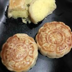 广式奶黄椰蓉月饼