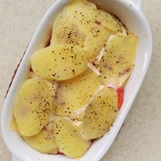 芝士土豆夹
