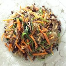 韓式涼拌雜菜