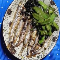 豉豆多春魚