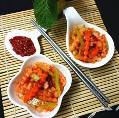 韓式萵筍雙蘿卜