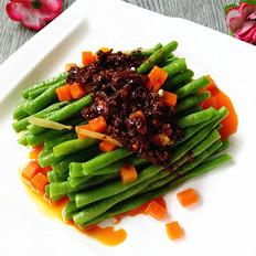 嘎嘎多牦牛肉醬豇豆