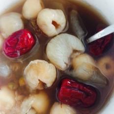 冬瓜绿豆莲子红枣桂圆汤