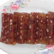 紅豆馬蹄糕