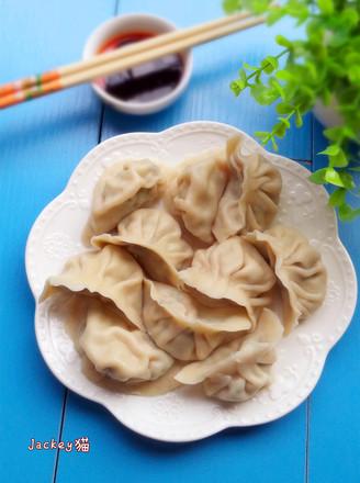 韭菜猪肉饺的做法
