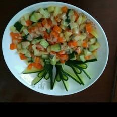 蔬菜沙拉丁