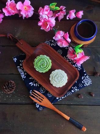 冰皮月餅(附豆沙做法)的做法