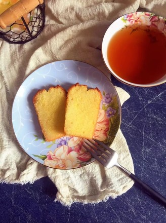 柠檬百香果磅蛋糕的做法