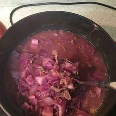 蔬菜牛展湯