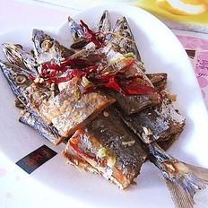 蒸咸鱼的做法