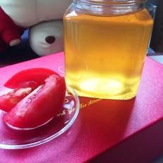 蜂蜜凉拌西红柿