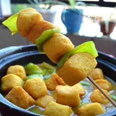 港式咖喱魚蛋