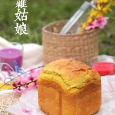 咖喱培根面包