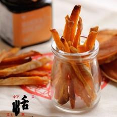 卷心菜怎么烧好吃蜜汁番薯干的做法