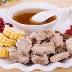 砂锅排骨炖玉米汤