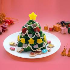 丘比-圣诞树沙拉